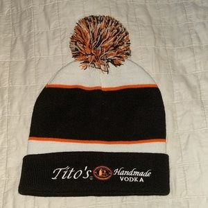 Tito's winter hat, one size